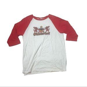 vintage Octoberfest Munich Germany baseball shirt